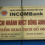 BIỂN CÔNG TY BẰNG INOX